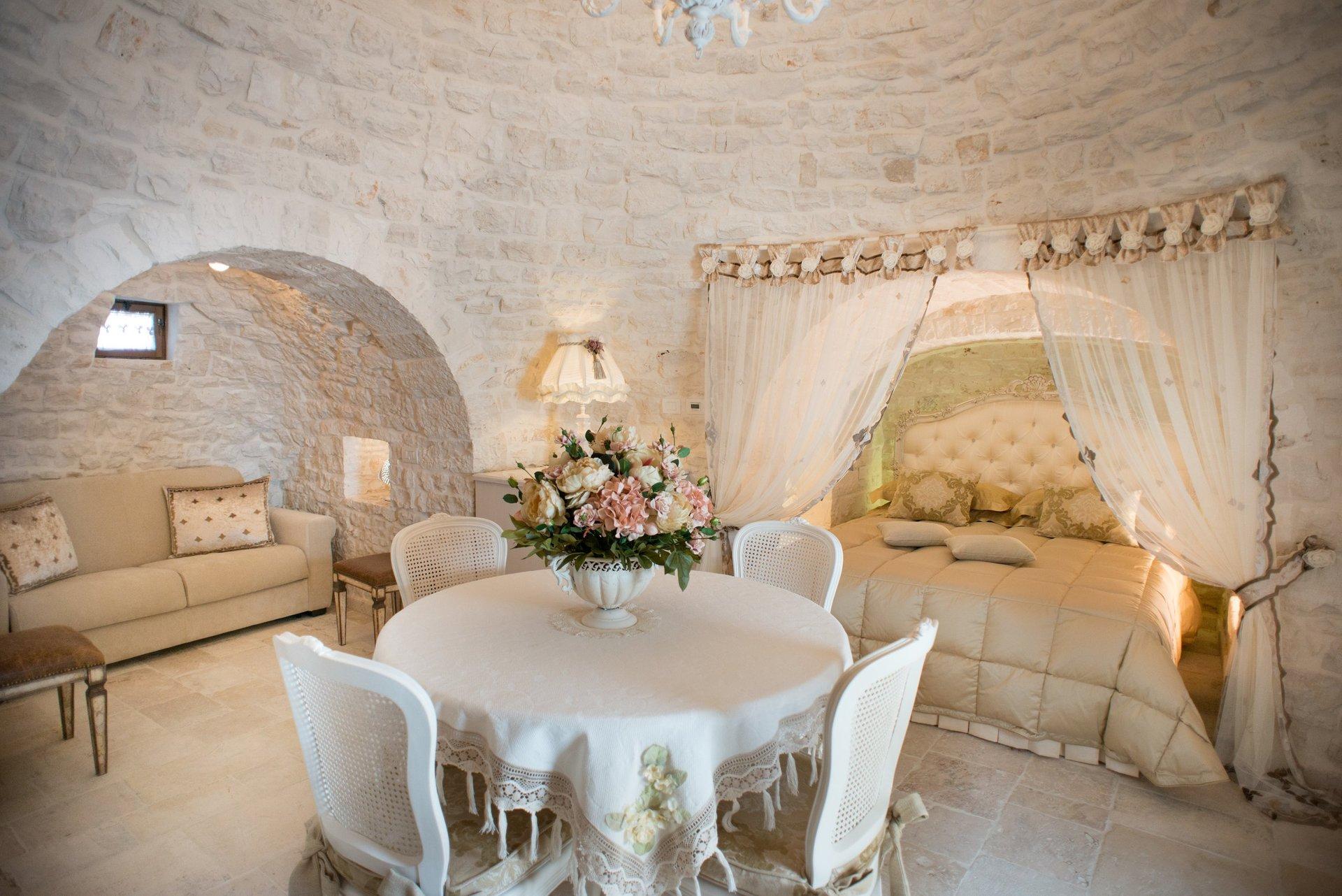 Dormire in un trullo Alberobello - B&B Romantic Trulli ...